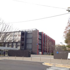 Photo taken at 大阪府立大学 中百舌鳥キャンパス by Deden M. on 3/27/2012