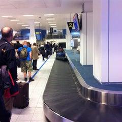 Photo taken at Manchester International Airport (MAN) by wkc on 4/14/2012