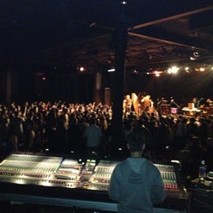 Photo taken at Commodore Ballroom by Dustin B. on 5/27/2012