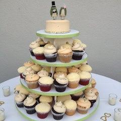 Photo taken at LuLi's Cupcakes by Cynthia T. on 2/15/2012