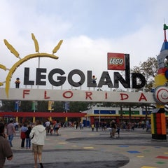 Photo taken at LEGOLAND® Florida by David B. on 2/18/2012