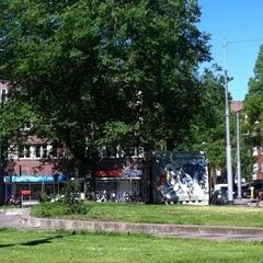 Photo taken at Hoofddorpplein by Alfred V. on 5/26/2012
