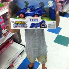 """Photo taken at Toys""""R""""Us by Aaron J. on 6/3/2012"""