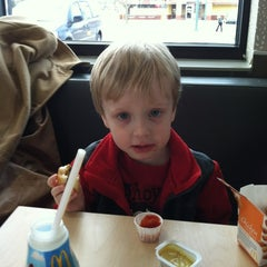 Photo taken at McDonald's by Alicia H. on 2/21/2012