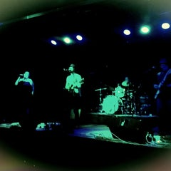 Photo taken at Walnut Room by Mark G. on 8/11/2012