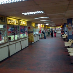 Photo taken at Medan Gopeng Bus Terminal by Asyraf S. on 8/30/2012