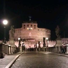 Photo taken at Castel Sant'Angelo by Marco M. on 9/8/2012