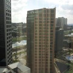 Photo taken at Sheraton São Paulo WTC Hotel by Jorge L. on 6/16/2012