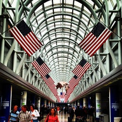 Photo taken at Chicago O'Hare International Airport (ORD) by WillMcD on 5/6/2012