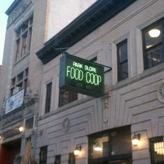 Photo taken at Park Slope Food Coop by brittyinthecity on 5/19/2012