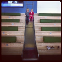 Photo taken at Lounge 4 by Hanneke B. on 4/27/2012