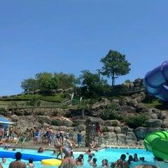 Photo taken at Ocean Breeze Waterpark by Jennie M. on 6/30/2012