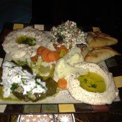Photo taken at Nara Hookah Lounge by Nimisha P. on 3/20/2012