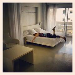 Foto tomada en El Hotel Pachá **** por Miyamans el 9/3/2012
