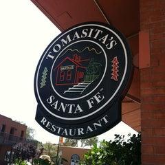 Photo taken at Tomasita's by Patrick T. on 8/30/2012