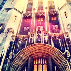 Photo taken at Masonic Temple by stephrek on 8/24/2012