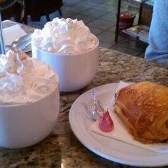 Photo taken at The Crema Cafe by John B. on 2/14/2012