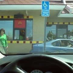 Photo taken at McDonald's by Michael L. on 3/23/2012