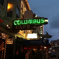 Photo taken at Columbus Cafe by Anna M. on 2/13/2012