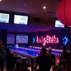 Photo taken at Lucky Strike Chicago by Joe J. on 7/6/2012