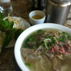 Photo taken at Pho Hung Vietnamese Restaurant by Colin P. on 9/2/2012