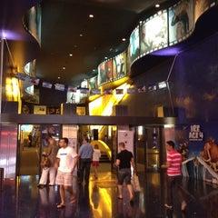 Photo taken at Novo Cinemas نوڤو سينما by Kurt B. on 7/14/2012