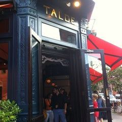 Photo taken at Talde by Nick S. on 7/14/2012