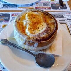 Photo taken at Bridgewater Diner by Ian C. on 8/12/2012