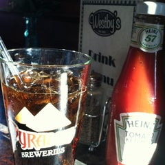 Photo taken at Westby's Pub & Eatery by Ella on 4/6/2012