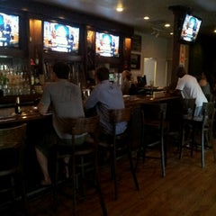 "Photo taken at Sawyer Park Sports Bar by Jason ""Danger"" D. on 8/6/2012"