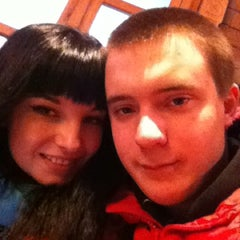 Photo taken at Бородино by Grisha L. on 3/21/2012
