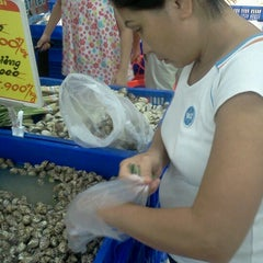 Photo taken at Big C Mien Dong by Sophie L. on 8/24/2012