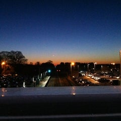 Photo taken at Royston Railway Station (RYS) by Phil M. on 2/1/2012