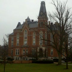 Photo taken at DePauw University by Christopher G. on 1/11/2012
