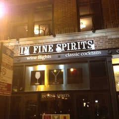 Photo taken at In Fine Spirits Lounge by Aaron C. on 11/11/2011