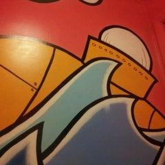 Photo taken at Bleeding Heart Bakery by Sammi G. on 10/13/2011