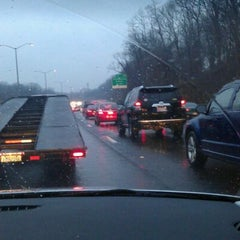 Photo taken at I-695 / I-83 / MD 25 interchange by Christina B. on 3/2/2012