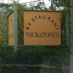 Photo taken at Nick & Toni's by natasha j. on 11/16/2011