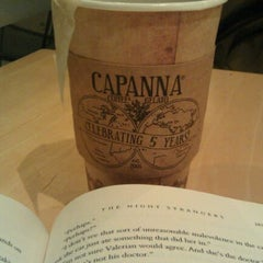 Photo taken at Capanna Coffee by Amy O. on 11/4/2011