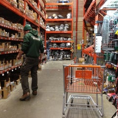 Photo taken at The Home Depot by Jason M. on 12/13/2011