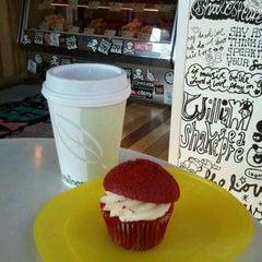Photo taken at Bleeding Heart Bakery by Susanna H. on 2/16/2012