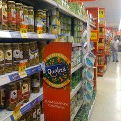 Photo taken at Extra Supermercado by John G. on 12/23/2010