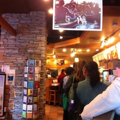 Photo taken at Peet's Coffee & Tea by Berkley on 10/18/2011