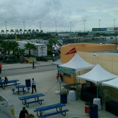 Photo taken at Homestead-Miami Speedway by Matt H. on 11/18/2011