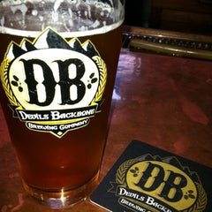 Photo taken at Devils Backbone Brewing Company by Paul S. on 4/30/2011