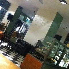 Photo taken at Café Blend by Iván F. on 3/22/2012