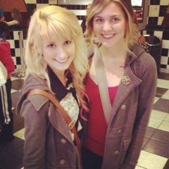 Photo taken at Cinemark Tinseltown USA by Hilary C. on 3/25/2012