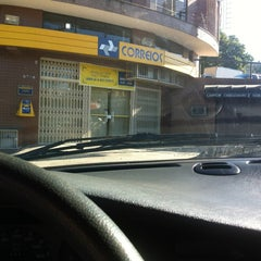 Photo taken at Correios by Bruno D. on 3/28/2012