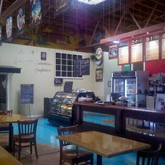 Photo taken at Ryan Bros. Coffee by Terrill S. on 2/4/2012