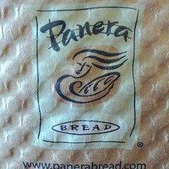 Photo taken at Panera Bread by Daniel X. on 5/6/2012